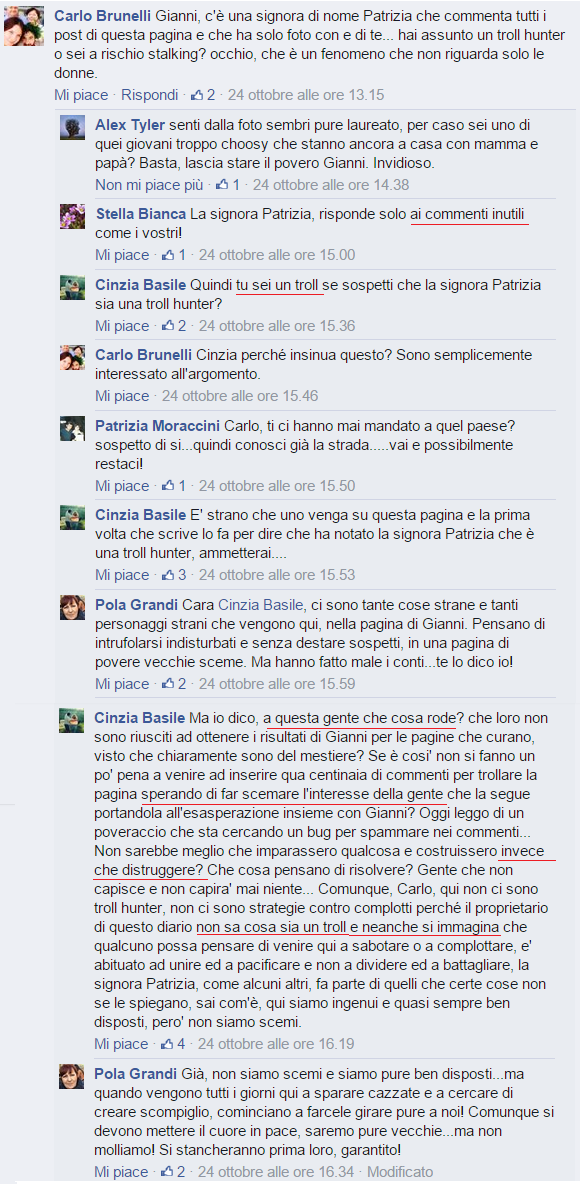 Gianni Morandi post mio1